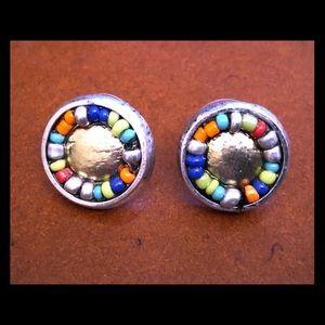 Chico's Silver Earrings